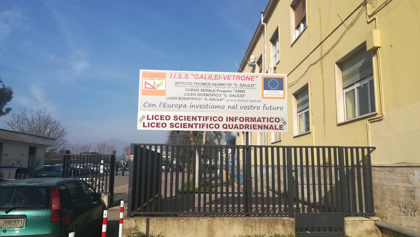 "I. I. S. ""Galilei-Vetrone"""